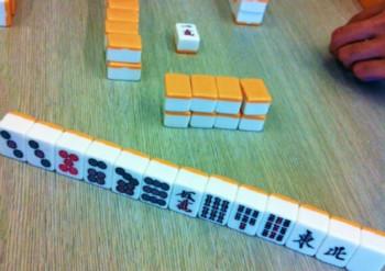 日本への麻雀の普及